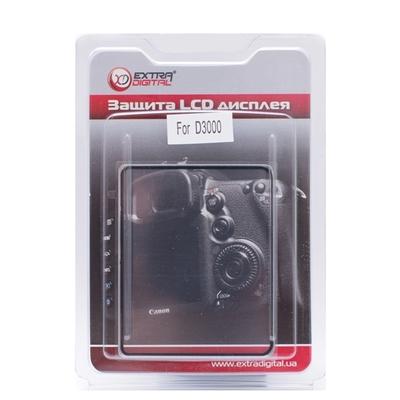 Защита экрана для Nikon D3000.