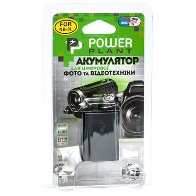 Aккумулятор PowerPlant Canon NB-3L