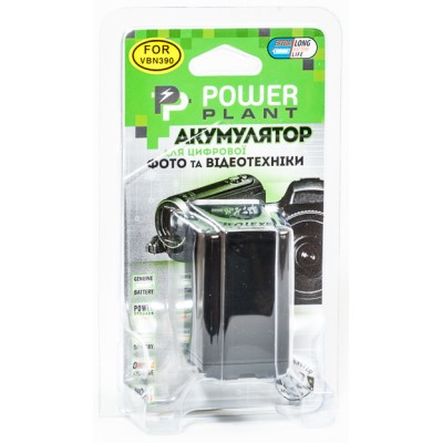 Aккумулятор PowerPlant Panasonic VW-VBN390