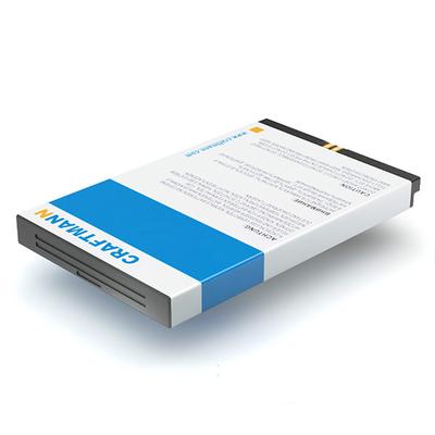 Аккумулятор Craftmann для Philips Xenium 9@9Q (AB0890CWM). Ёмкость 900 mAh.