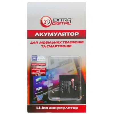 Аккумулятор Extradigital для Samsung SGH-U908 (1000 mAh)