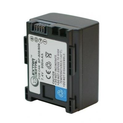 Аккумулятор Canon BP-808 Chip.