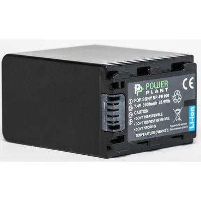 Aккумулятор PowerPlant Sony NP-FH100