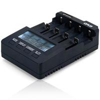 Универсальные зарядные устройства Nitecore, Opus, Extradigital, Tenergy для всех типов Ni-Cd, Ni-Mh и Li-Ion аккумуляторов.