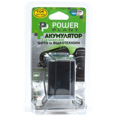 Aккумулятор PowerPlant JVC BN-VF733U