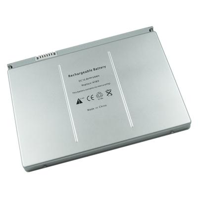 "Аккумулятор PowerPlant для ноутбуков APPLE MacBook Pro 17"" (A1189) 10,8V 6300mAh"
