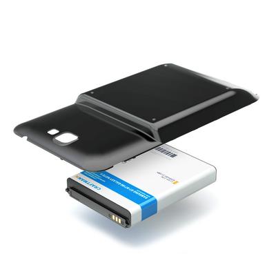 Аккумулятор Craftmann для Samsung GT-N7100 Galaxy Note II (EB595675LU). Ёмкость 6200 mAh.