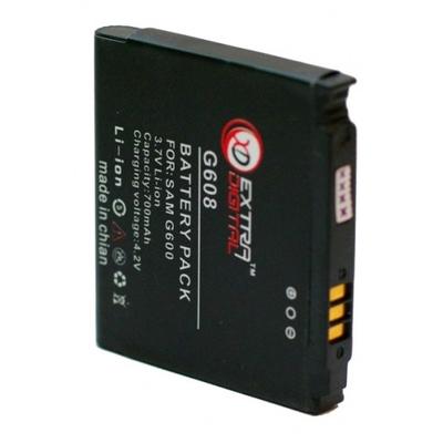 Аккумулятор Extradigital для Samsung SGH-G600 (700 mAh)