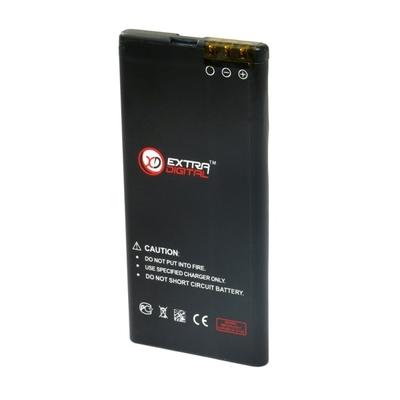 Аккумулятор Extradigital для Nokia BP-5T (1650 mAh)