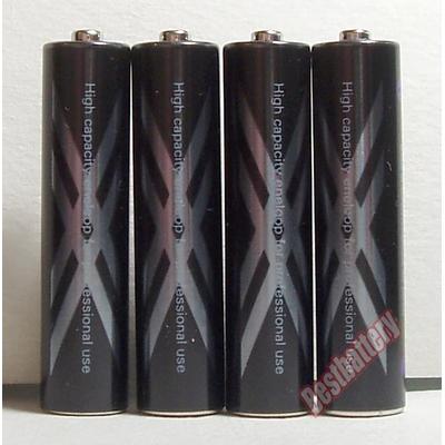 Sanyo Eneloop XX 950 mAh (HR-4UWXB) - минипальчиковые аккумуляторы  Sanyo XX Новейшего поколения! Цена за уп. 4 шт.