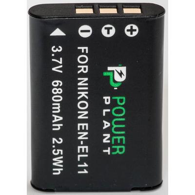 Aккумулятор PowerPlant Nikon EN-EL11, D-Li78, DB-80, Li-60B