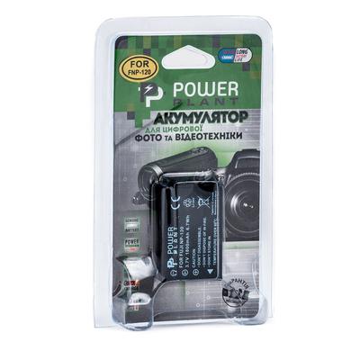 Aккумулятор PowerPlant Fuji NP-120