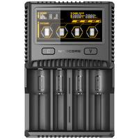 Зарядные устройства Nitecore Digicharger, Nitecore Intellicharger, Opus, Extradigital, Xtar для Li-ion аккумуляторов.