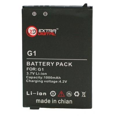 Аккумулятор для HTC Dream, (Google G1).