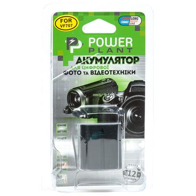 Aккумулятор PowerPlant JVC BN-VF707U