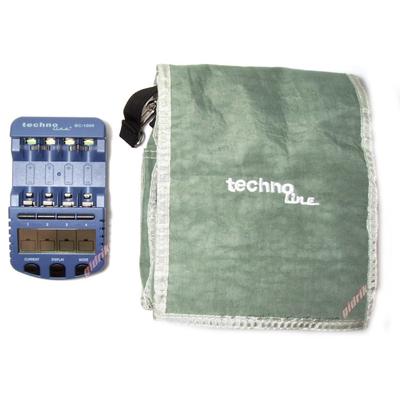 Technoline BC 1000 - интеллектуальное многофункциональное зарядное устройсво c независимыми каналами и богатым комплектом.