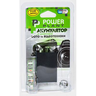 Aккумулятор PowerPlant JVC BN-VM200