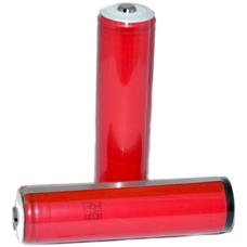Аккумулятор 18650 Sanyo NCR 18650GA 3500 mAh, Li-ion, 3.7В, 10A, с защитой (Protected). Оригинал - JAPAN.
