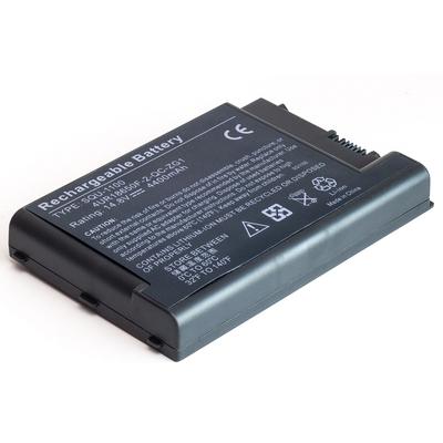 Аккумулятор PowerPlant для ноутбуков ACER TravelMate 6000 (SQU-1100) 14.8V 4400mAh