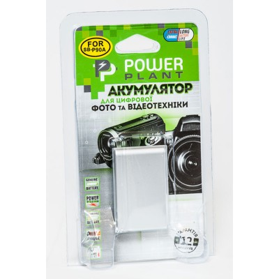 Aккумулятор PowerPlant Samsung SB-P90A