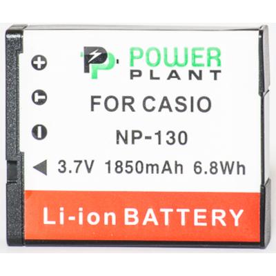 Aккумулятор PowerPlant Casio NP-130