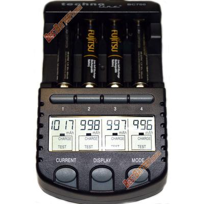 Японские минипальчиковые AAA аккумуляторы Fujitsu 950 mAh (min 900 mAh), версия HR-4UTHC, упаковка - бокс. Цена за уп. 4 шт.