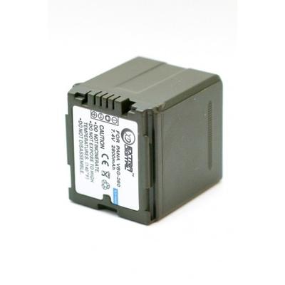 Аккумулятор Panasonic VW-VBG260 Chip