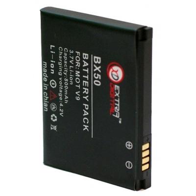 Аккумулятор Extradigital для Motorola BX50 (800 mAh)