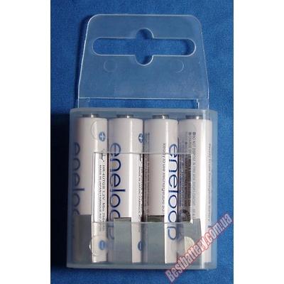 Sanyo Eneloop 800 mAh (HR-4UTGB) c лепестками - специально предназначены для пайки! Цена за 1 шт.