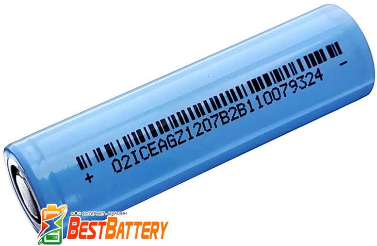 Li-Ion аккумуляторы 18650 DLG 2600 mAh Grade A