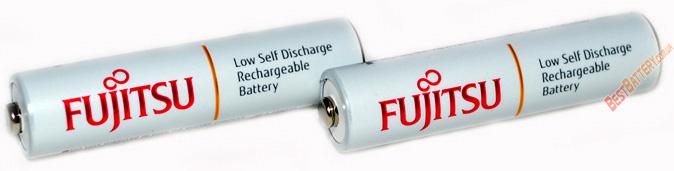 Минипальчиковые аккумуляторы Fujitsu 800 mAh (HR-4UTHC) ААА без упаковки