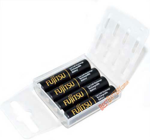 Минипальчиковые аккумуляторы Fujitsu 950 mAh (ААA) HR-4UTHC
