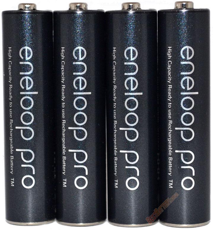 Panasonic Eneloop Pro 980 mAh BK-4HCDE