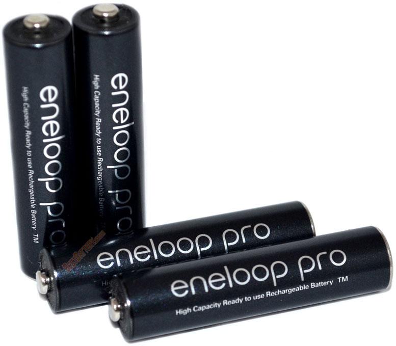Техническая характеристика Panasonic Eneloop Pro 980 mAh без упаковки