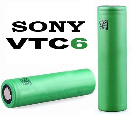 Li-Ion аккумуляторы 18650 Sony VTC6.