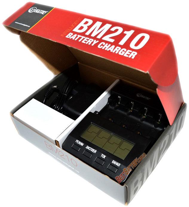 Комплект зарядного устройство Extradigital BM210