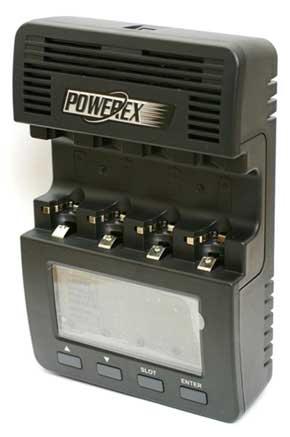 Зарядное устройство Maha Powerex MH C9000