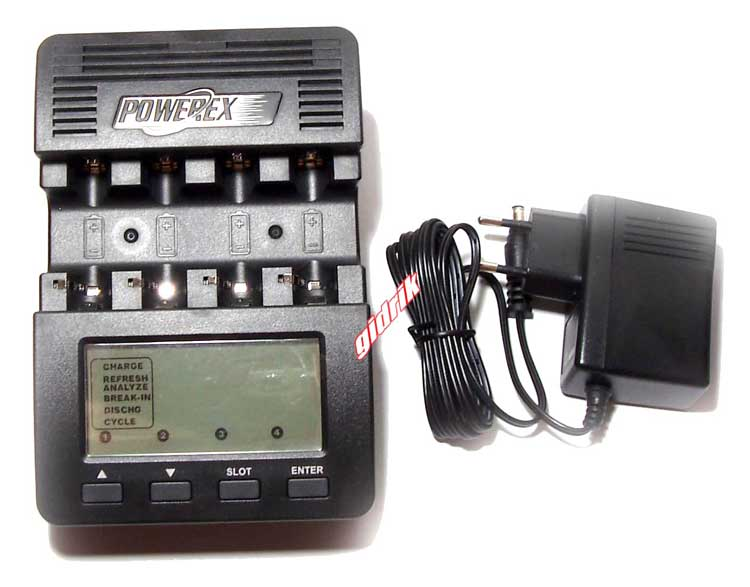 maha powerex mh c9000