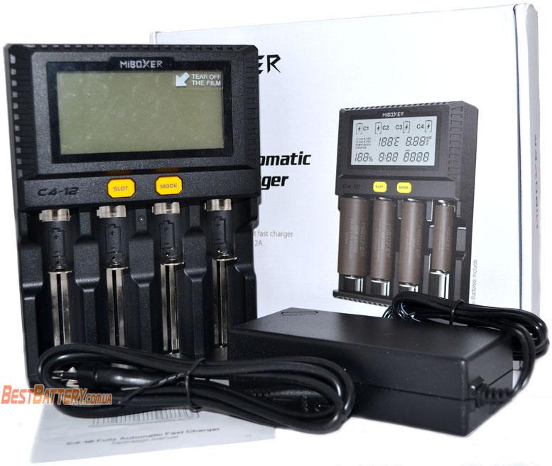 Комплект поставки MiBoxer C4-12 Upgrade.