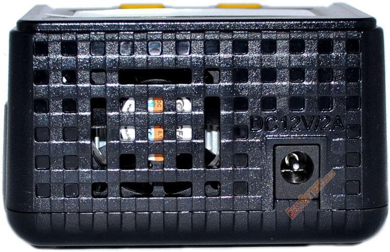 Куллер охлаждения в MiBoxer C2-4000.
