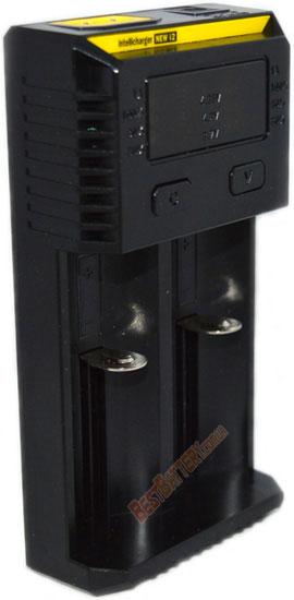 Особенности зарядного устройства Nitecore NEW i2