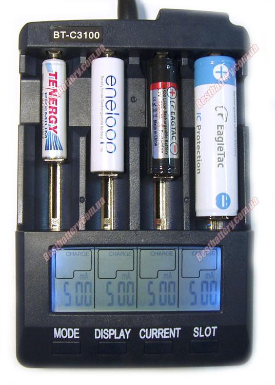 Зарядное устройство Opus BT-C3000