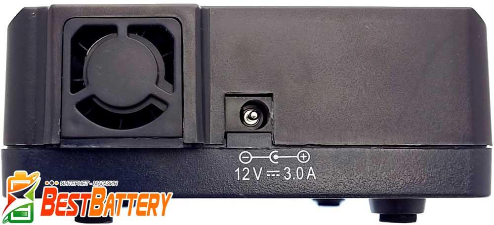 Зарядное устройство Opus BT-C3100 v2.2 система охлаждения