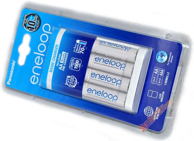 Характеристика зарядного устройства Panasonic BQ-CC18