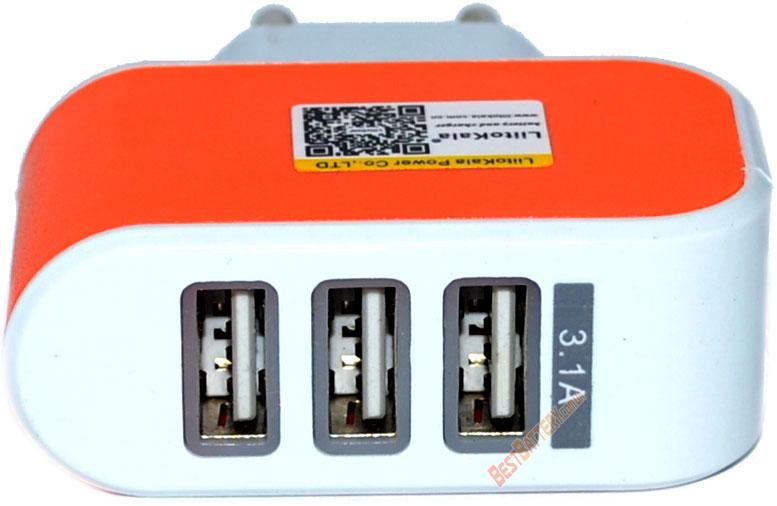 USB адаптер LiitoKala Lii-U3