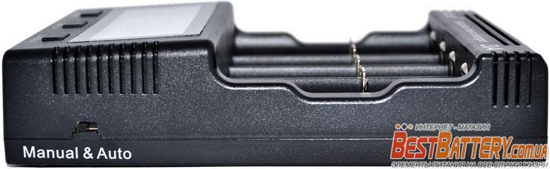 Vapcell S4 PLUS Fast Charger быстрое интеллектуальное зарядное устройство.